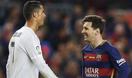 Messi divide trono dos mais pagos com Cristiano Ronaldo