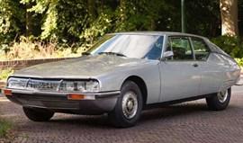 Quer ser dono do Citroën SM que pertenceu a Johan Cruyff? É possível!