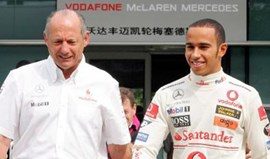 Ron Dennis de saída da McLaren