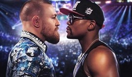 Mayweather não quer comparações com McGregor