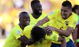 Equador volta às vitórias frente à Venezuela (3-0)