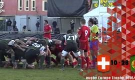 Portugal estreia-se no Rugby Europe Trophy com triunfo