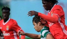 Benfica triunfa na Figueira da Foz