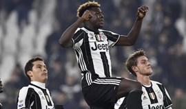 Moise Kean faz história pela Juventus aos 16 anos
