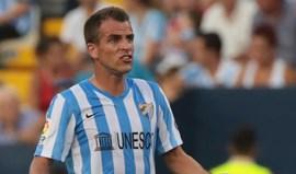 Duda salvou Málaga da derrota... sem saber