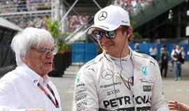 F1 sem Ferrari e Mercedes? Ecclestone lança a 'bomba'