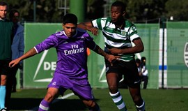 Sporting-Real Madrid, 1-3