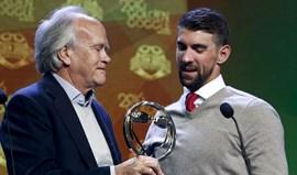 Michael Phelps deu passo em frente rumo à reforma