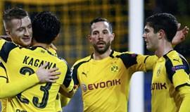 Grupo F: Goleada em Dortmund garante recorde da Champions