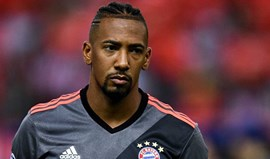 Jerome Boateng repreendido pelo presidente do Bayern Munique
