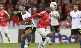 Inter perde com o Hapoel Beer Sheva e diz adeus à Europa