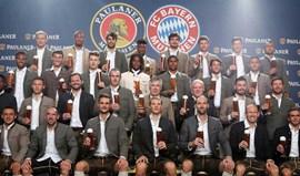 As contas do Bayern: milhões, milhões e mais milhões