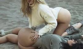Mais uma das Kardashian para juntar ao leque...