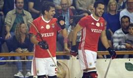 Benfica goleia em casa do Candelária
