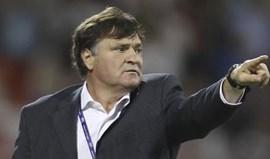 Gabão oficializa José Antonio Camacho como selecionador