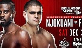 Bellator: André Fialho derrotado pela primeira vez