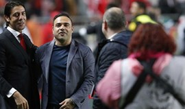 Miccoli: «Até tremo só de ouvir o hino do Benfica»