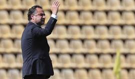 Francisco Chaló é o novo treinador