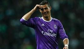 'Mundo Deportivo' diz que Bola de Ouro já não escapa a Ronaldo