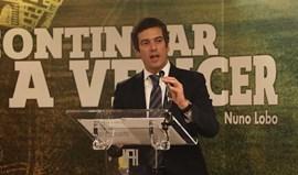 Nuno Lobo reeleito com 100 por cento dos votos: «Se na política nunca aconteceu, no futebol muito menos»