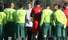 Duas saídas e três regressos para jogo em Braga