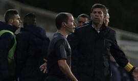 Fabiano Soares já não é treinador do Estoril