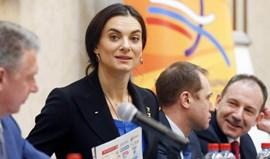Yelena Isinbayeva: «Rússia está gangrenada pelo uso de doping»