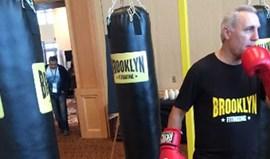 Stoichkovcom talento para o boxe