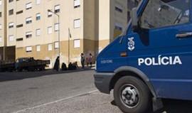 Megaoperação polícial da PSP em vários bairros de Loures