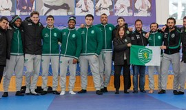 Sporting repete bronze na Golden League