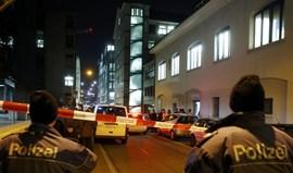 Pelo menos três feridos num tiroteio em Zurique