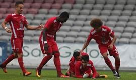Gil Vicente-U. Madeira, 2-1: Gilistas voltam a vencer na receção aos insulares