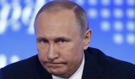 Vladimir Putin admite doping na Rússia mas nega conivência estatal