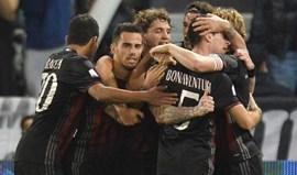 AC Milan bate Juventus e conquista Supertaça italiana