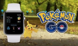 Pokémon Go chegou ao Apple Watch