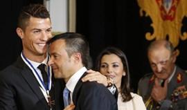 Pippo Russo: «Cristiano Ronaldo é a grande invenção de Jorge Mendes»