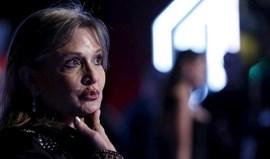 Fãs de Carrie Fisher criam a sua estrela no Passeio da Fama de Hollywood