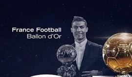 Cristiano Ronaldo mostra troféus ganhos em ano de sonho