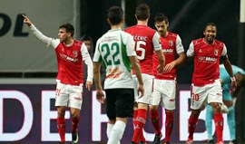 Sp. Braga-Sp. Covilhã, 4-0