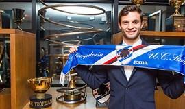 Bereszynski é reforço da Sampdoria