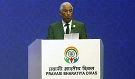 António Costa cancela momentos menos formais da visita de Estado à Índia