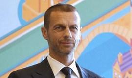 Presidente da UEFA diz que fair play financeiro equilibrou contas dos clubes