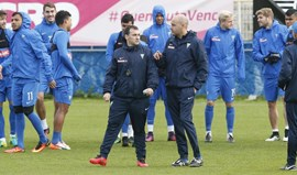 Carmona convoca 18 jogadores para a deslocação a Arouca