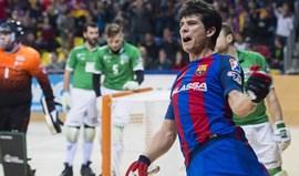 Liga Europeia: FC Porto derrotado em Barcelona