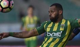 Regresso de Jaílson e estreia de Ruca nos convocados para Braga