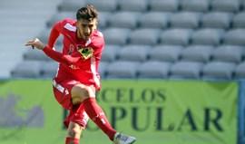 Varzim-Gil Vicente, 1-1: Um golo em cada parte ditou igualdade