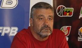Mário Gomes é o novo selecionador nacional