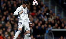 Chelsea quer Morata para o lugar de Diego Costa