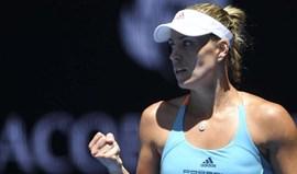 Angelique Kerber derrota Carina Witthoeft e passa à terceira ronda