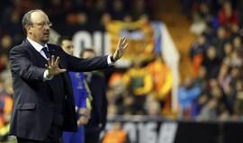 Rafa Benítez em rota de colisão com os dirigentes do Newcastle
